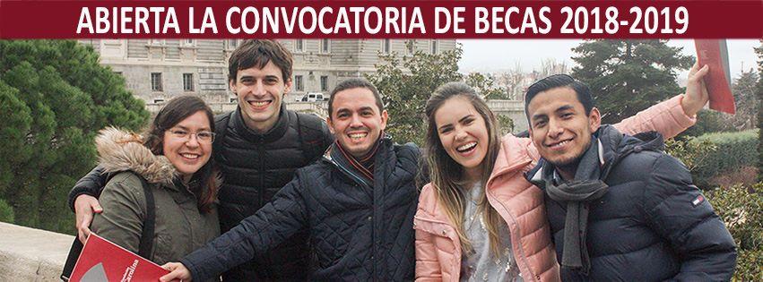 Fundación Carolina Convocatoria 2018