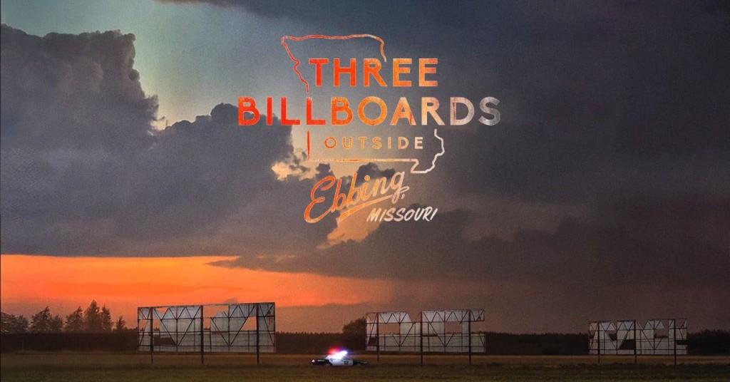 Three billboard películas nominadas