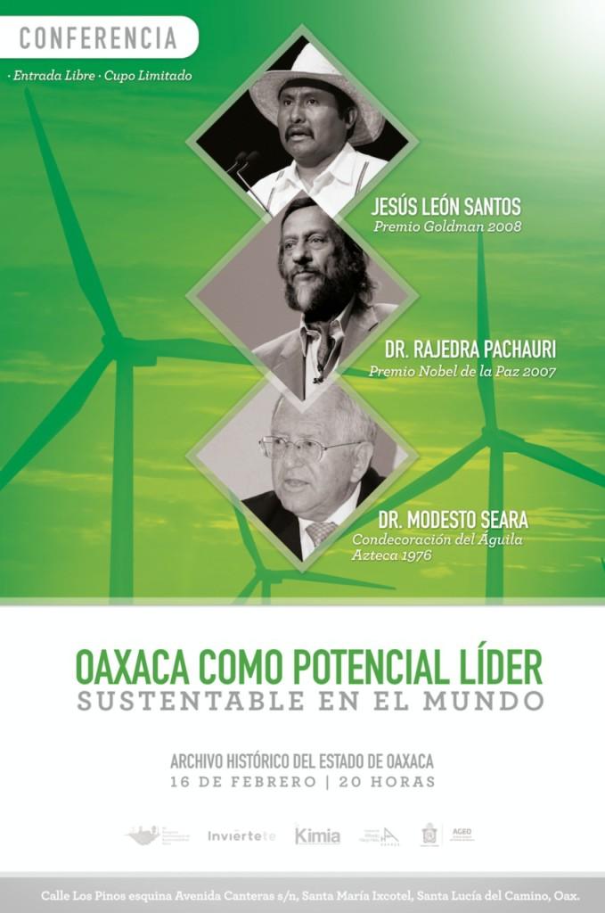 Oaxaca como potencial líder sustentable