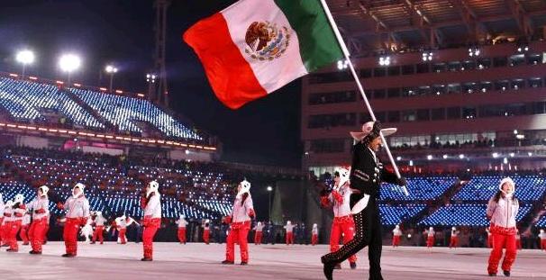 Juegos Olímpicos Pyeongchang mexicano Foto COM