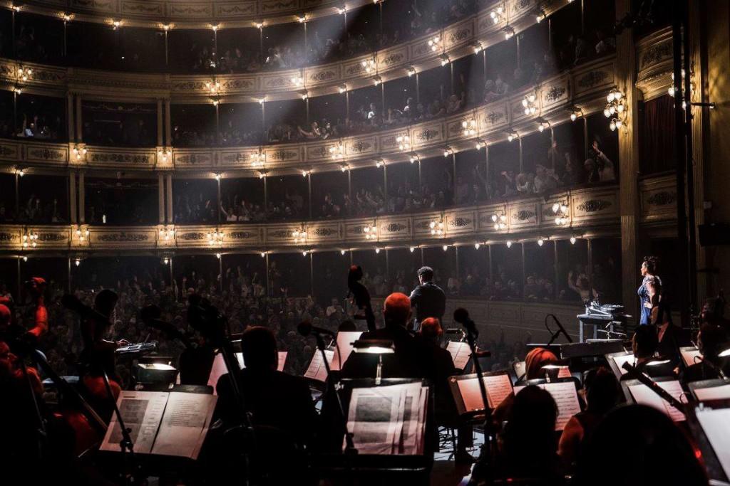 @TeatroSolis en Montevideo