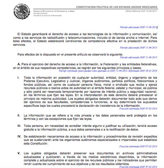 de+la+constitucion+politica+que+articulos+defienden+la+organizacion